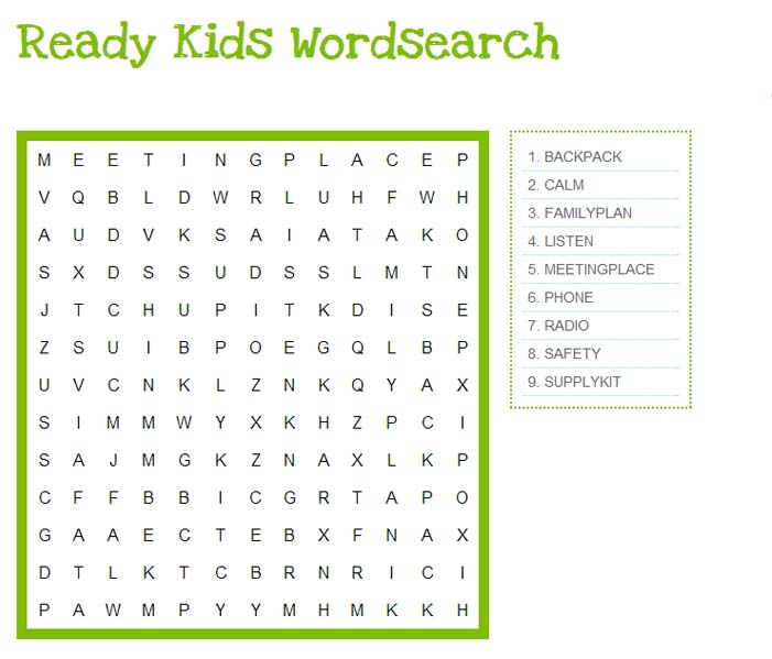 Play Word Search