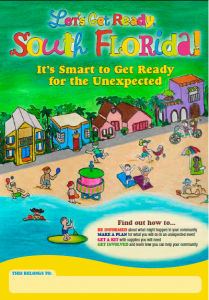 Ready South Florida Kids storybook